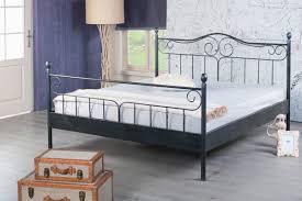 bed box virginia 1020 bett schwarz silbergewischt möbel