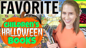 Childrens Halloween Books by Top Favorite Children U0027s Halloween Books Pampered Pages Youtube