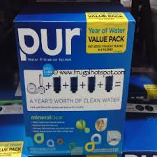 Pur Faucet Mount Replacement Water Filter by Pur Frugal Hotspot