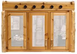 Industrial Bathroom Cabinet Mirror by Bathroom Hickory Bathroom Vanity For Durability And Moisture