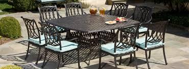Cast Aluminum Patio Sets by Alfresco Home Patio Furniture U2014 Oasis Pools Plus Of Charlotte Nc