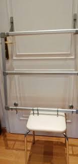 garderobe tür aufbewahrung tücherhalter bademantelhalter