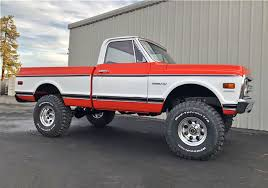 100 70s Chevy Trucks Customized Classic Chevrolet Pickup Attract Big