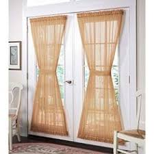 Sliding Door Curtain Ideas Pinterest by Sliding Glass Door Curtain Ideas Love The Country Chairs And The