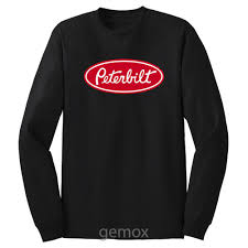 100 Truck Sayings Peterbilt Long Sleeve T Shirt Sz S 5XL T Shirt Retro T