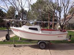 2000 International Marine West Wight Potter Sailboat For Sale In