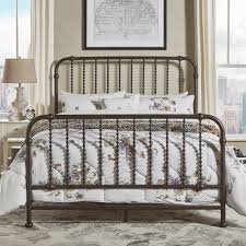 Metal Bed Full by Vintage Metal Bed Frame Instruction Modern Wall Sconces And Bed