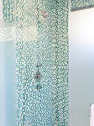 Teal Bathroom Tile Ideas by 9 Bold Bathroom Tile Designs Hgtv U0027s Decorating U0026 Design Blog Hgtv