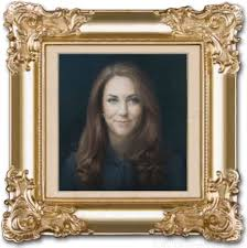 Big Ang Mural Unveiling by Photo Kate Middleton Royal Portrait Restored By Controversial