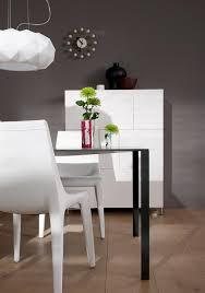 fotostrecke weiße lederstühle veredeln das esszimmer bild