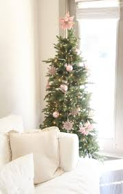 They Decorated Their Christmas Tree All In Pink This Year For Breast Cancer Awareness I Chose The Kennedy Fir Slim