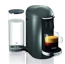 Nespresso VertuoPlus Deluxe Coffee And Espresso Maker By Breville