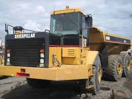 100 Articulated Truck The Complete Specification Detail Of Cat D400E Articulated Truck