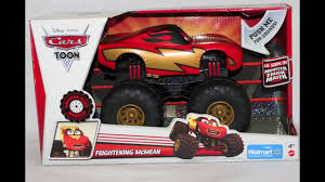 Cars XL Monster Truck Talking Lightning McQueen In Monster Truck ...