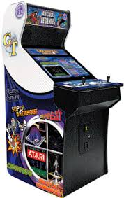 Classic Arcade Games 80s Video