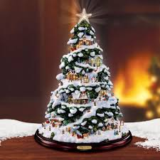 Thomas Kinkade Christmas Tree Wonderland Express by Beautiful Ideas Thomas Kinkade Christmas Tree The Animated