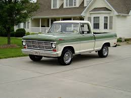 1969 Ford F-100 Ranger - Antique Car - Ashburn, VA 20147