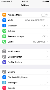 How to Use Personal Hotspot on iOS 8 and Yosemite