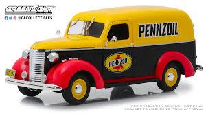 100 1959 Chevy Panel Truck GreenLight 124 Running On Empty 1939 Chevrolet