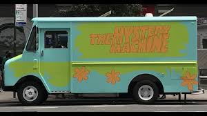100 Food Trucks In Nyc NYC Chip Mystery Machine Truck