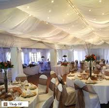 Simple Yet Stunning Ceiling Draping