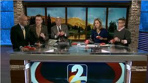 Denver News Reporter Vomits On Live TV Video