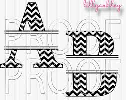 SVG Files Set of 26 Letters Includes A through Z SVG PNG