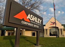 Furniture Ashley Industries Logo Sofa Cafe Darcy Inc The Edge