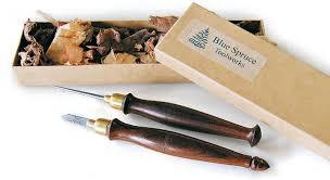 blue spruce marking knife canadian woodworking magazine