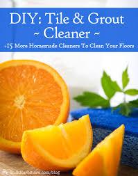 Homemade Floor Tile Cleaner by Diy Tile U0026 Grout Cleaner 15 More Homemade Floor Cleaners Bulk