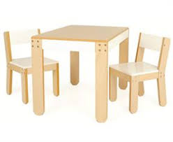 playroom activity table and chairs for toddlers and kids p kolino