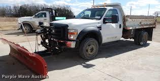 100 Ford F450 Dump Truck 2008 Super Duty XL Dump Truck Item DC0306 SOLD