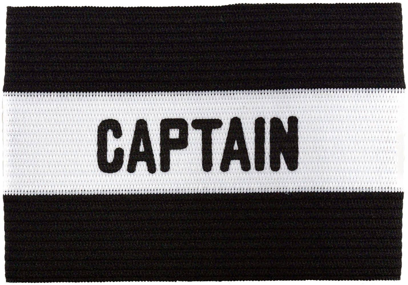 Kwik Goal Adult Captain Arm Band - Black