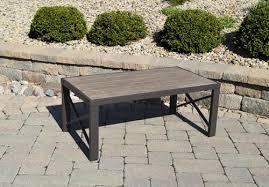 Backyard CreationsR Rustic Coffee Table At MenardsR