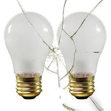 halco 6146 shatter resistant 40w light bulb
