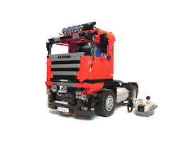 100 Lego Remote Control Truck LEGO IDEAS Product Ideas Technic RC Scania R440