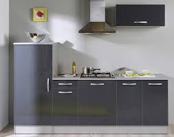 cuisine gris souris ensemble de cuisine gris laqué all in lestendances fr