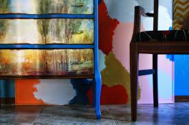 Antique Secretarys Desk by The Turquoise Iris Furniture U0026 Art Blue Antique Secretary Desk