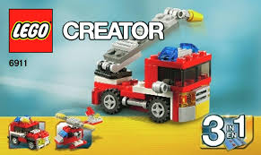 Lego Creator Mini Fire Rescue 6911 3 In 1 Instructions DIY Book ... Lego City 4432 Garbage Truck Review Youtube Itructions 4659 Duplo Amazoncom Lighting Repair 3179 Toys Games 4976 Cement Mixer Set Parts Inventory And City 60118 Scania Lego Builds Pinterest Ming 2012 Brickset Set Guide Database Toy Story Soldiers Jeep 30071 5658 Pizza Planet Brickipedia Fandom Powered By Wikia Itructions Modular Cstruction Sitecement Mixerdump