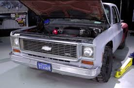 100 1974 Chevrolet Truck Updating The C10 Muscle On Hot Rod Garage