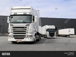 100 Scania Trucks White Image Photo Free Trial Bigstock