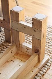 Learn How To Build An Easy DIY Farmhouse Bench