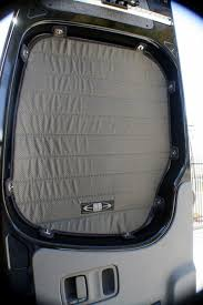 The Most 45 Best Van Insulation And Window Coverings Images On Pinterest Within Conversion Blinds Ideas
