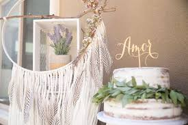 French Country Bridal Shower