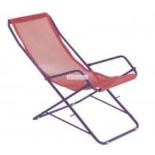 chaises longues de jardin chaise longue de jardin emu