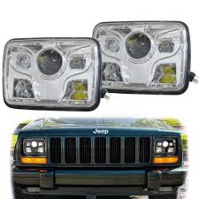 The Cheapest Price 5X7 Inch Led Headlight Daymaker Sealed Beam ... Fj62 Replacement Led Headlights Ih8mud Forum Truck Lite Headlight Ece 27491c Trucklite 270c Jeep Jk Kit 7 Round Pair Anti Wrangler By Jw Speaker And At Headlightsfinally Ordered A Set Page 10 Led Headlights For Trucksled 55003 5 X Rectangle Installed On Land Cruiser Fj40 Fj55 Minitruck Set Of 2 Rigid Light Truck Lite Headlight Kit Headlight With Park Light Adr Approved Lights