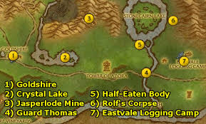 Wow Brackwell Pumpkin Patch Map by Ding85 U0027s Alliance Draenei Guide