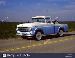 100 1957 Ford Truck F100 Pick Up Stock Photo 54167022 Alamy