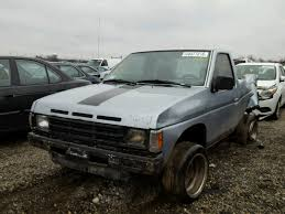 1991 Nissan Truck Shor - Rear End Damage - 1N6SD11S5MC368534 (Sold)