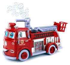 100 Pumper Truck Amazoncom Cartoon Fire Rescue Bubble Blowing Bump Go